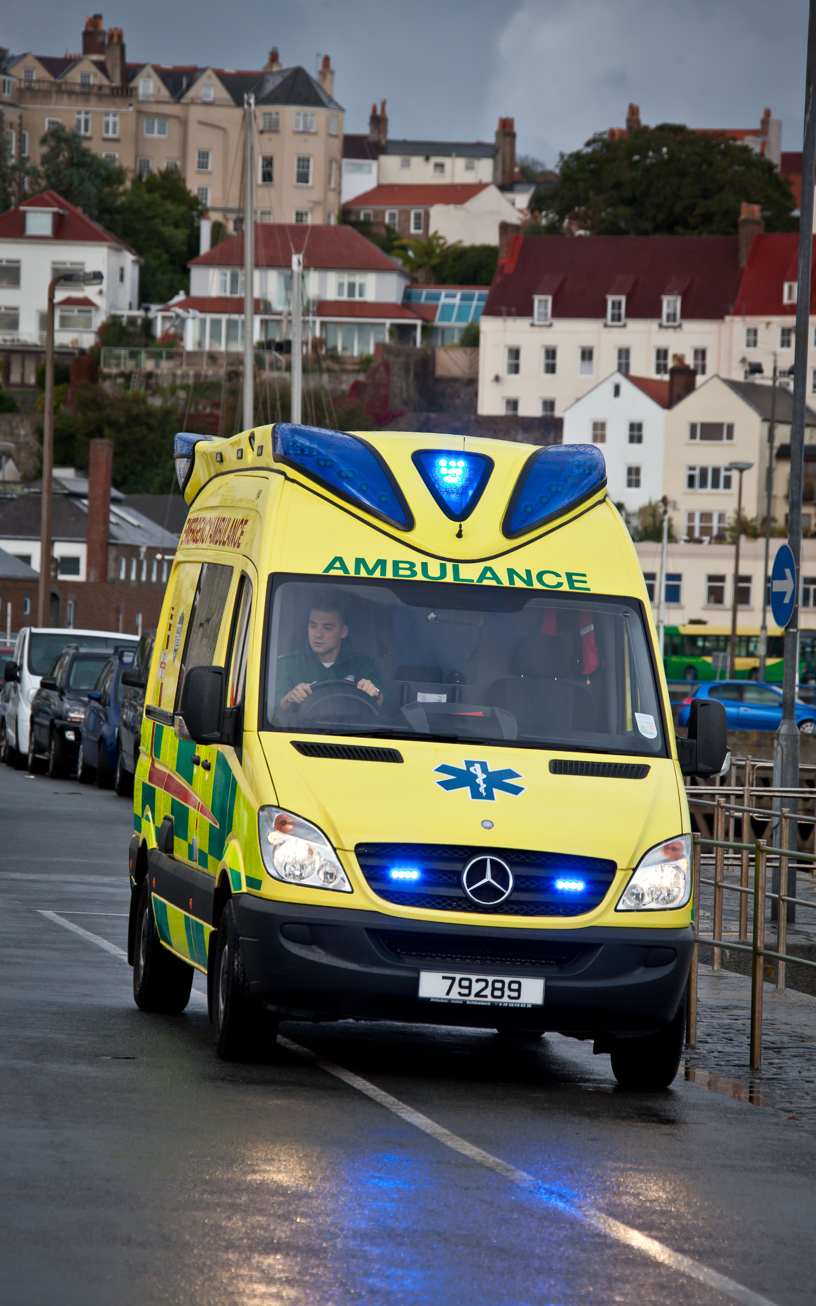 Busiest days at St John Emergency Ambulance Service | St