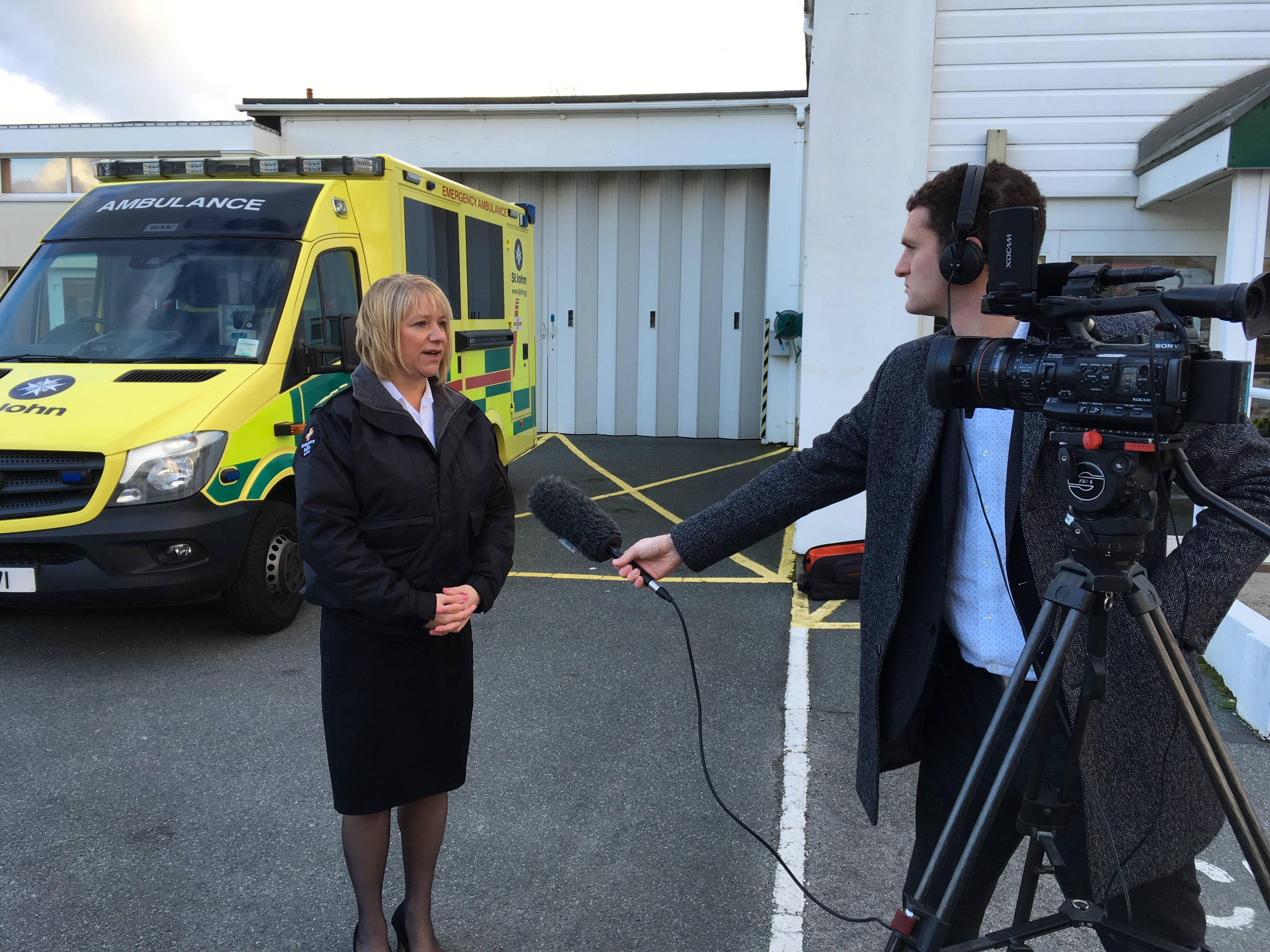 2018 Fundraising for a new Emergency Ambulance | St John Guernsey